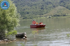 esercitazione Lago Conza 04