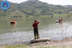 esercitazione Lago Conza 05