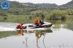 esercitazione Lago Conza 09