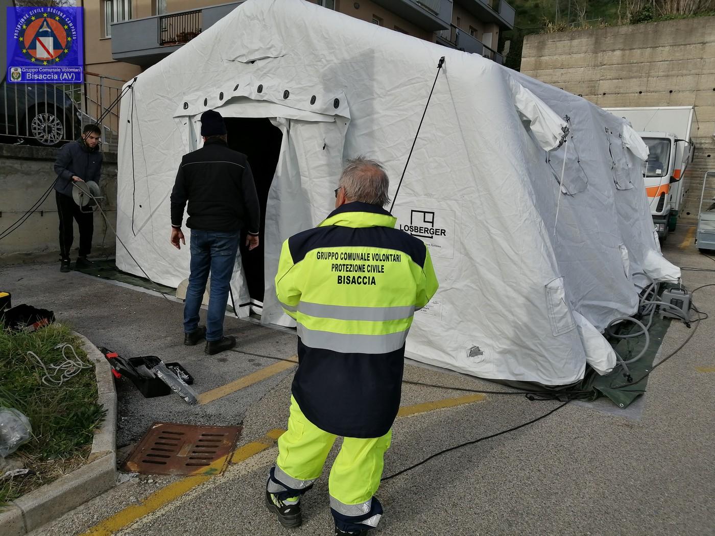 Tenda Ariano GCVPC Bisaccia 2