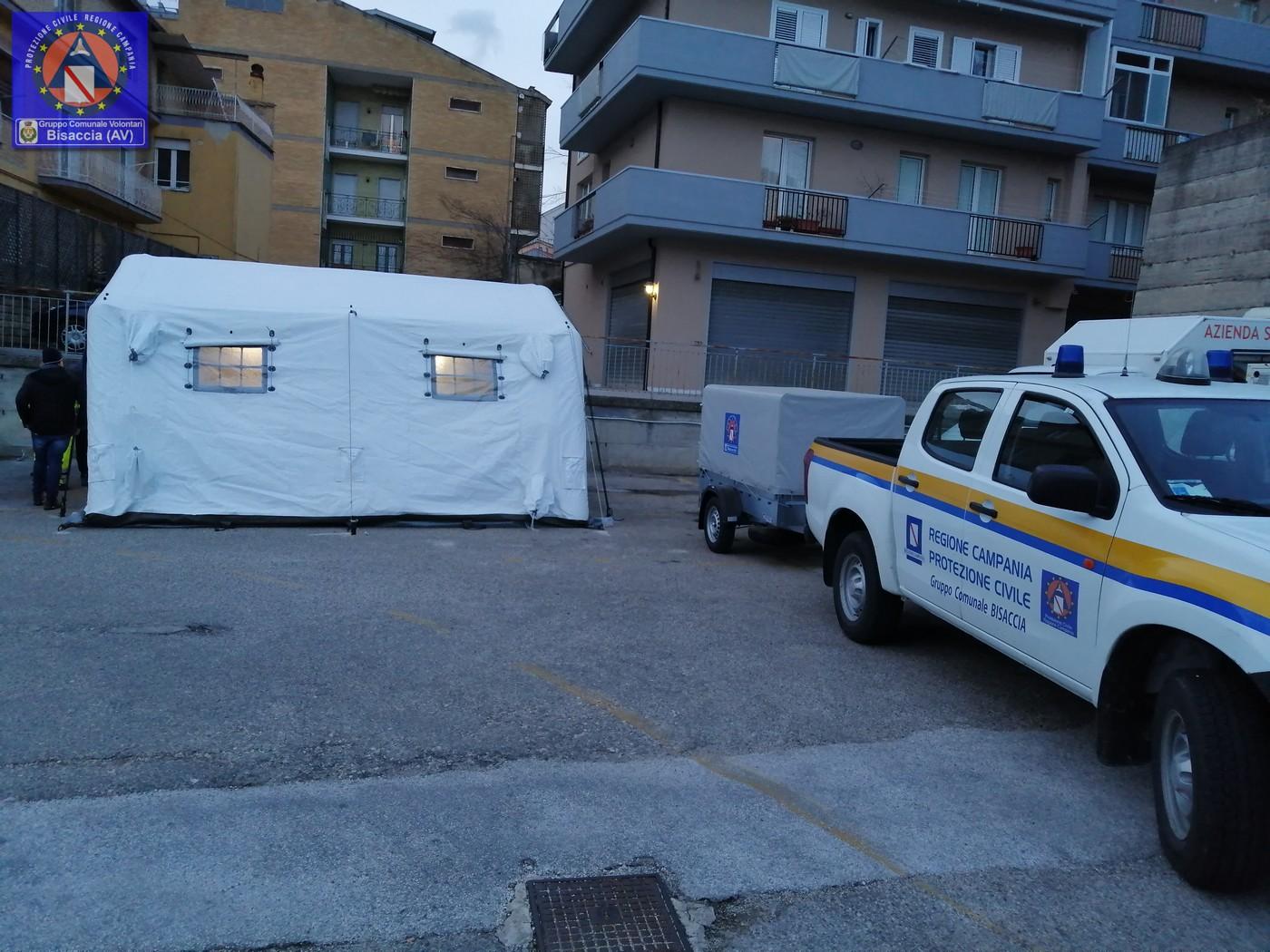 Tenda Ariano GCVPC Bisaccia 5